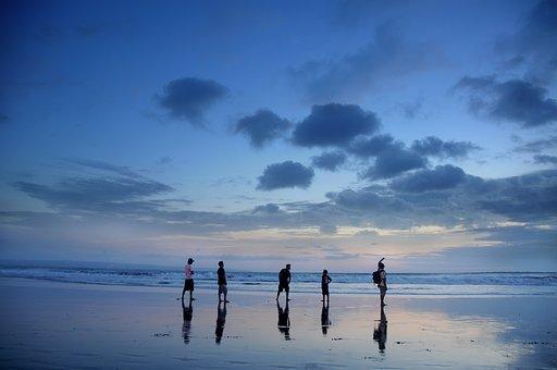 Bali, Beach, Suardiana, Ocean, Sea, Vacation, Holiday