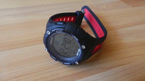Sport Watch, Calorie Counter, Step Counter, Rangefinder