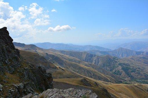 Turkey, Nature, Landscape, Kaçkars, Natural Turkey, Sky