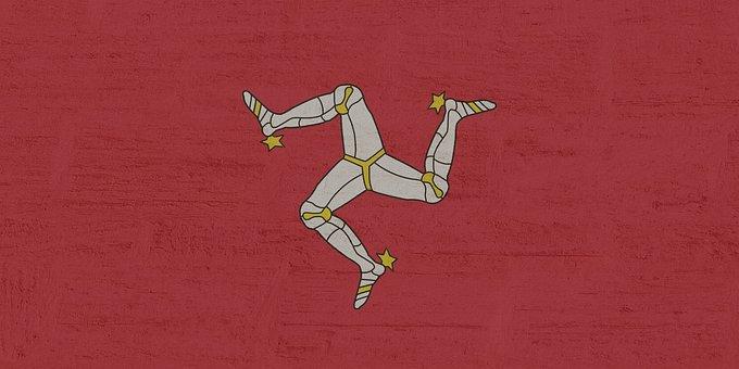 Isle Of Man, Flag, International