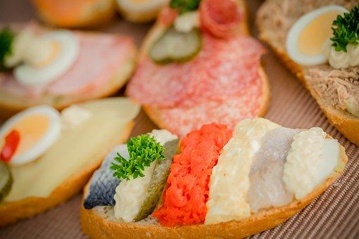Fish, Herring, Crabs, Caviar, Maties, Sardine, Pollack