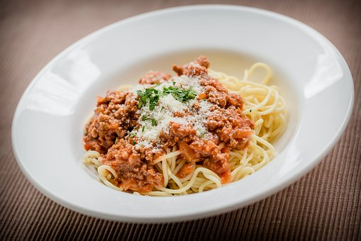 Spaghetti, Noodles, Lunch, Cook, Food, Italian, Meal