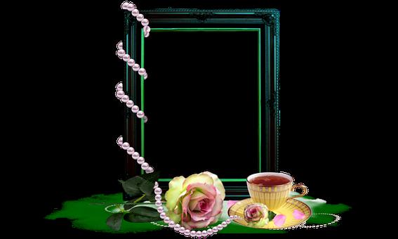 Picture Frame, Design, Good Morning