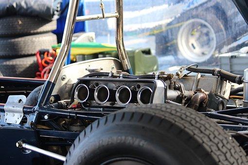 F1, Motorsport, Motor, Racing Car