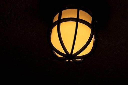 Street Lamp, Lamp, Lantern, Light, Street, City