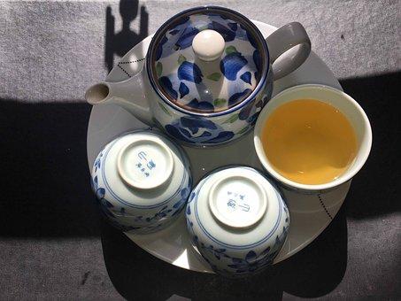Tea Set, Tea Pot, Green Tea