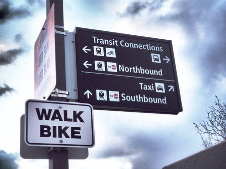 Transit, Sign, Transport, Transportation, Traffic