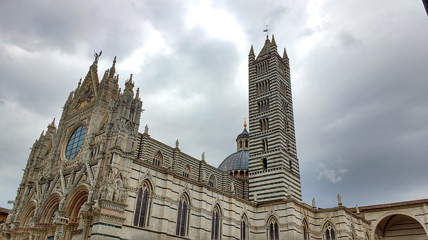 Siena, Dom, Church, Cathedral, Italy, Renaissance