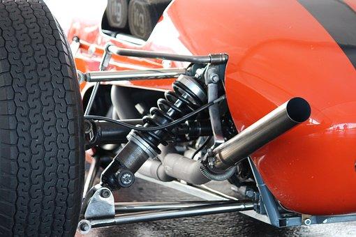 F1, Oldtimer, Motorsport