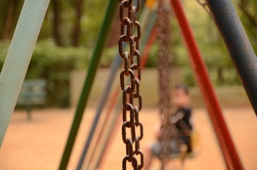 Chain, Flowing, General, Block
