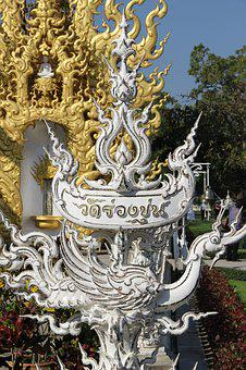 Measure, Wat Rong Khun, The White Temple