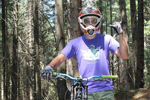 Helmet, Wheel, Nature, Emotion