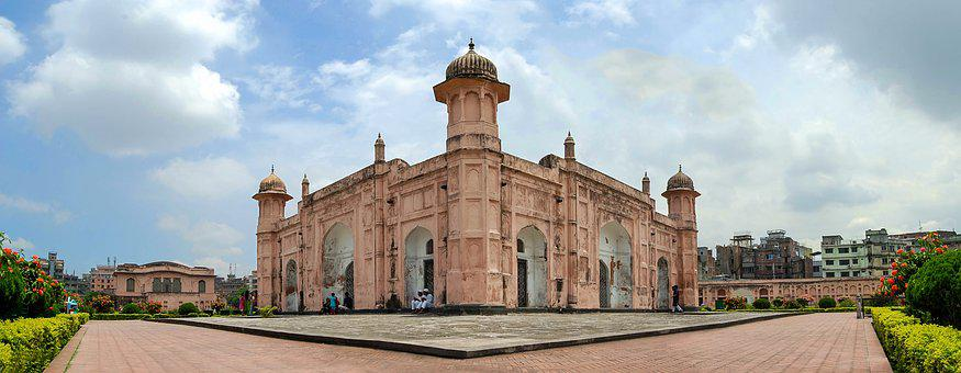 Fort Aurangabad, Lalbagh Fort, Outdoor, Architecture