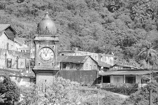 Landscape, Paranapiacaba, History, Watch, Pretoebranco