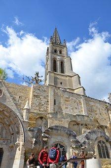 Saint-emilion, Middle Age, Tourism, Tower, History