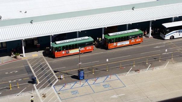 Tram, Street, Travel, Train, Vintage, Tourism, Public
