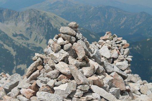 Musala, Rila, Mountain, Bulgaria, View