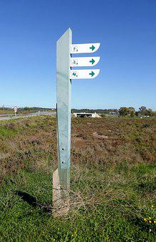 How To Get Here, Walking Path, Bike Path, Viewpoint