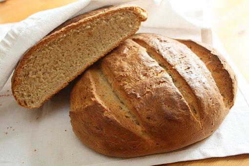 Bread, Freshly Baked, Homemade