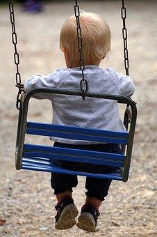 Child, Swing, Carousel, Turn, Pleasure, Fun, Leisure