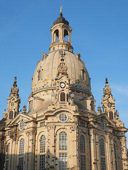 Frauenkirche, Dresden, Church Of Our Lady