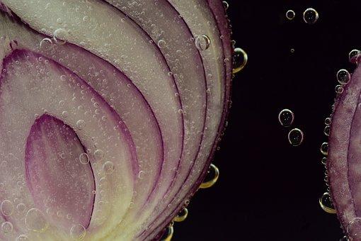 Onion, Red Onion, Raw, Antibacterial, Red, Allium Cepa