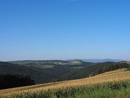 Panorama, Mountains, Freedom, Alpine, Landscape, Alm
