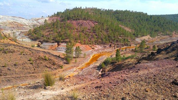 Mines Riotinto 4, Huelva, Spain