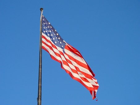 Flag, America, American Flag, Usa