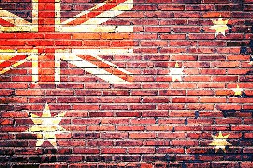 Australia, National Flag, Graffiti, Patriotism