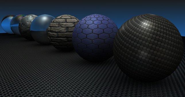 Texture, 3d, Rendering, 4 K, Background