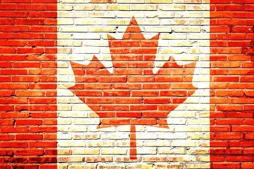 Canada, Flag, Canadian, National, Canada Flag