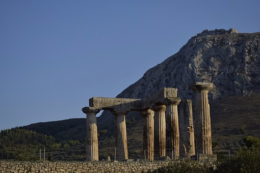 Corinth, Greece, Story