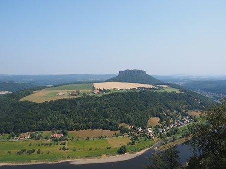 Lily Stone, Elbe Sandstone Mountains, Saxon Switzerland