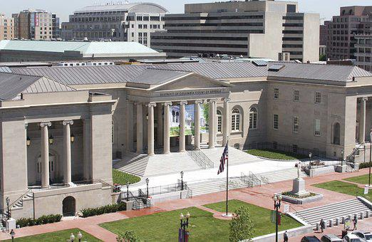 Historic Courthouse, Judiciary Square