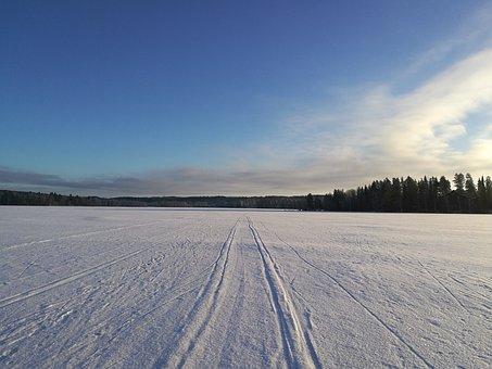 Winter, Nature, Cold, Snowy, Finnish, Finland