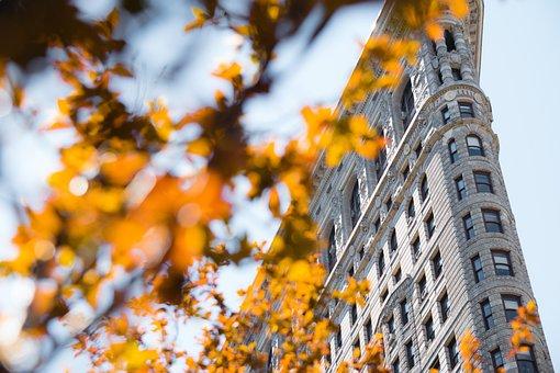 Flatiron Building, Building, New York, Manhattan
