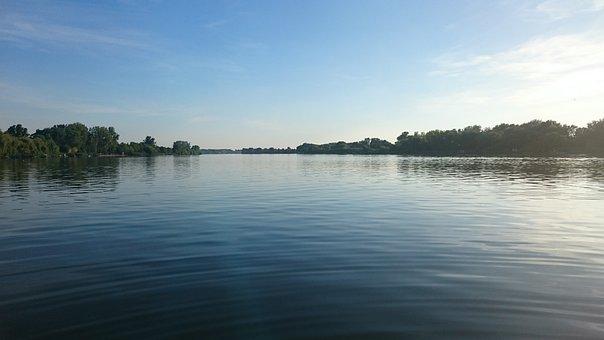 Danube, Dömsöd, River