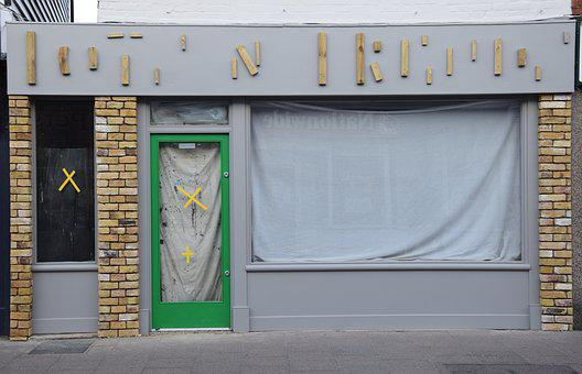 England, Business, Small, Margate, Closed