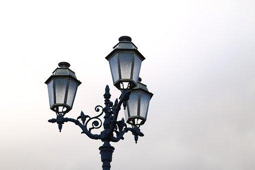 Street Lights, Street Lamp, Dream