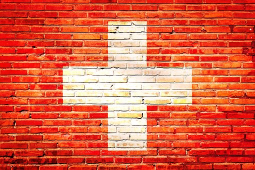 Switzerland, Flag, Swiss, National, Symbol