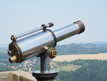 Telescope, Optics, Vision, By Looking, View, Overview