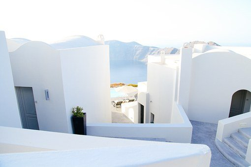 Greece, Architecture, Home, Greek, Travel, Tourism