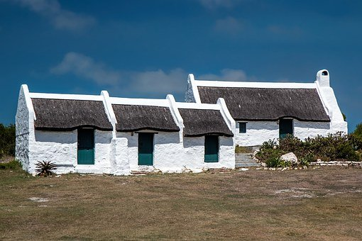 Fisherman's Cottage, Cape Dutch Architecture
