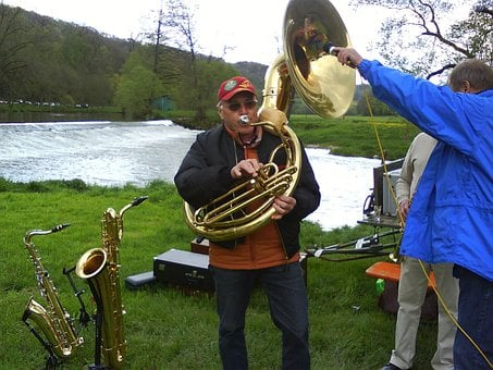 Music, Jazz, Musician, Instruments, Saxophone, Horn