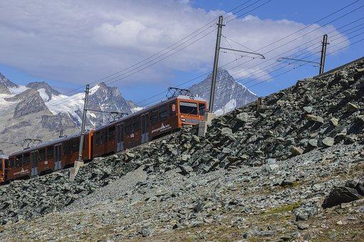 Gornergrat, Matterhorn, Seemed, Alpine, Zermatt