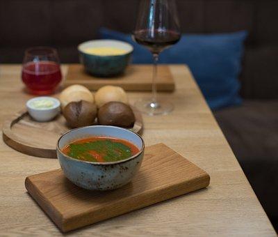 Lunch, Restaurant, Food, Business-lunch, Soup, Café