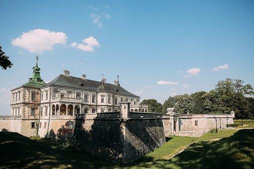 Castle, Beautiful View, The Old Castle, Castle Lviv