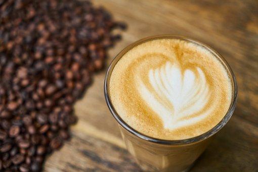 Coffee, Glass, Good Morning, Macro, Coffee Cup, Cafe