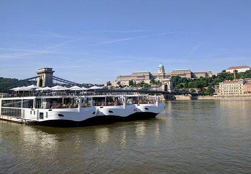 Cruise Ship, Budapest, Danube, Royal Palace